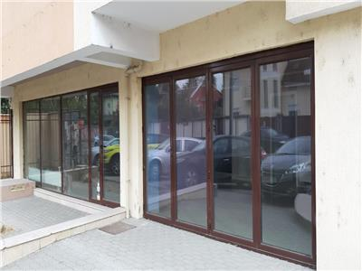 Pipera - Iancu Nicolae, 102mp. stradal, open space