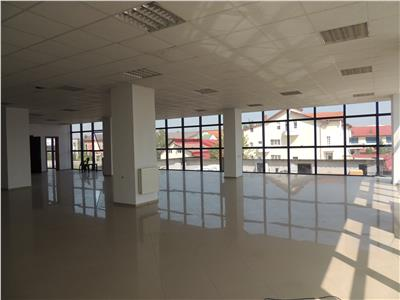 Pipera stradal, spatiu birouri 220mp, imobil nou, open space
