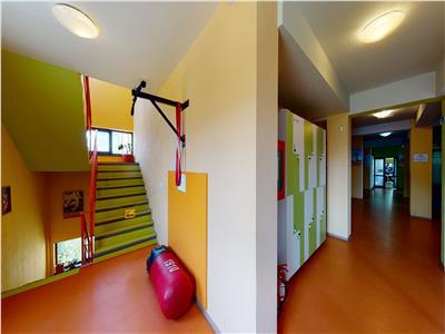 Sala de sport pretabila pentru sala de evenimente