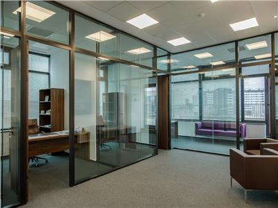Spatii birouri premium in cladire clasa A Baneasa