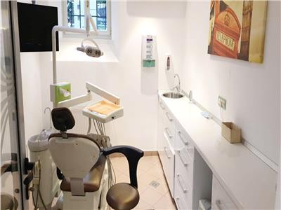 Spatiu cabinet stomatologic de inchiriat, zona Dorobanti Capitale