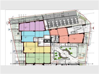 Spatiu comercial open space 135 mp deschidere dubla UNIRII