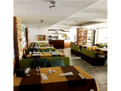 Spatiu comercial restaurant/cafenea/pizzerie Floreasca / Dorobanti