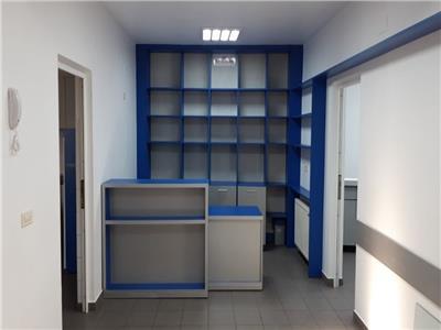 Spatiu perfect pentru birouri/cabinete parter/curte Calea Calarasilor