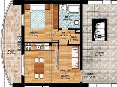 START REZERVARI Apartamente 2/3 camere Golden Rose Residence Chitila