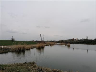 Teren 1 Ha Lac Balotesti destinatii rezidentiala