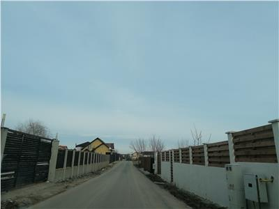 Teren 11450 mp balotesti saftica str morarilor apropiere dn1