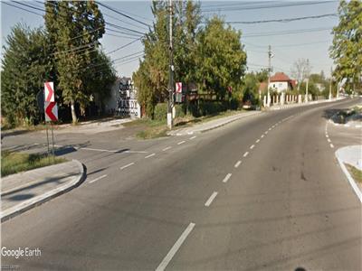 Teren 2270 mp Snagov Ciofliceni la str Mircea Cel Batran