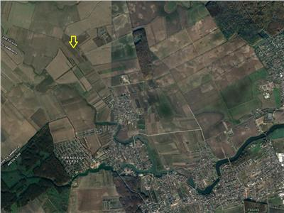 Teren 25.000 mp, Ostratu, Comuna Corbeanca, Paradisul verde