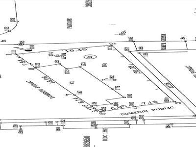 Teren 458 mp, urbanism p+3e, utilitati, cantacuzino, ploiesti