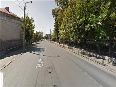 Teren de vanzare bdul Dacia | AC demolare si Urbanism P+4R