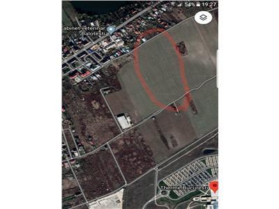 Teren de vanzare, zona Balotesti- Ilfov