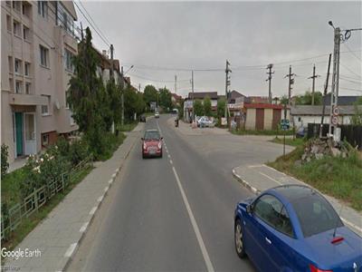Teren lot casa 1100 mp Ghermanesti Snagov str Vaslui