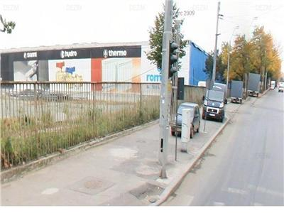 Teren Sos.Oltenitei Romprim 30.800mp Bucureşti, Sector 4