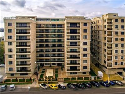 Vand apartament cu 3 camere in Mamaia complet mobilat si utilat