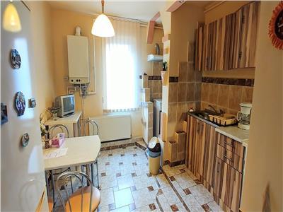 Vand apartament cu 3 camere, mobilat si utilat, zona dimitrie cantemir
