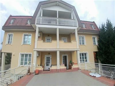 Vand casa 400mp cu piscina la platou cornesti - pret 465 euro/m2