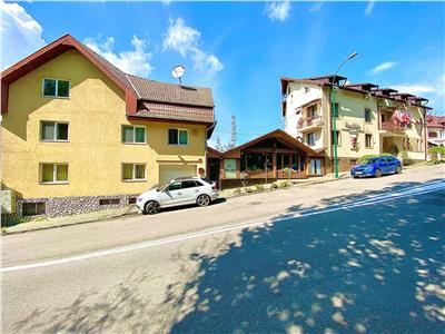 Vand Pensiune la Platoul Cornesti cu 13 camere, restaurant, piscina
