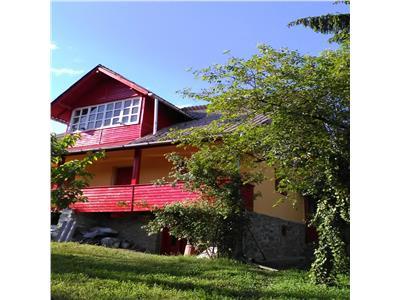 Vand/schimb casa de vacanta in Bradulet - Arges