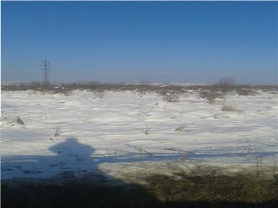 Vand teren autostrada Pitesti
