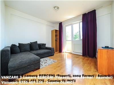 VANZARE 2 camere bloc nou BERCENI, Popesti, zona Fermei-Apusului