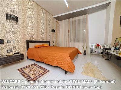 VANZARE 2 camere VITAN MALL (Foisorul) - apartament in vila