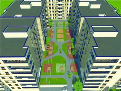 Vanzare apartament 2 camere, bloc 2018, zona Mihai Bravu, Ploiesti