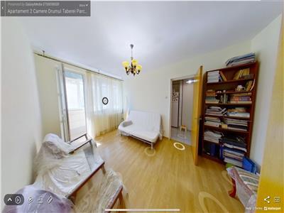 Vanzare apartament 2 camere Drumul Taberei Metrou Parc Moghioros