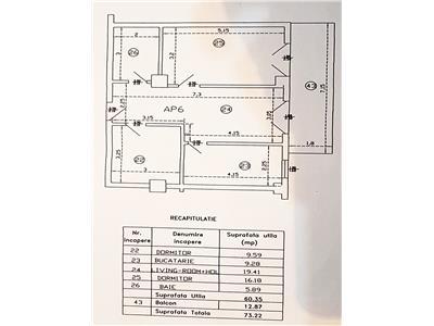 Vanzare Apartament 2 Camere Fundeni Drumul Garii Comision 0%
