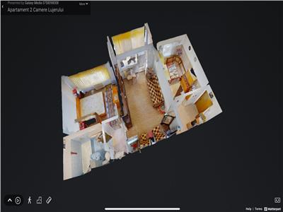 Vanzare apartament 2 camere militari lujerului