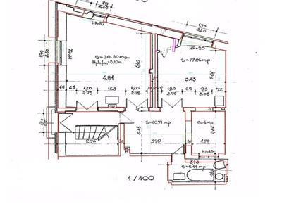 Vanzare apartament 2 camere,parter din 1,in vila Zona piata Gemeni