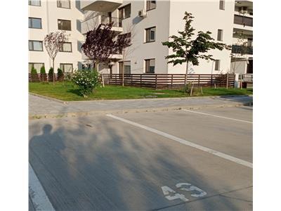 Vanzare apartament 2 camere  parter gradina baneasa complex greenfield
