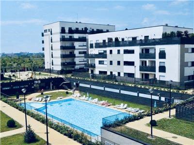 Vanzare apartament 3 camere baneasa -natura rezidence
