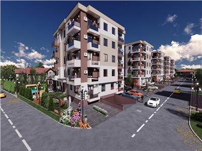 Vanzare apartament 3 camere, bloc nou,  in ploiesti, zona albert