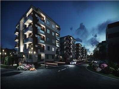 Vanzare apartamente in complex rezidential, albert, ploiesti