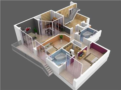 Vanzare apartament 3 camere, bloc nou, ploiesti,  zona albert