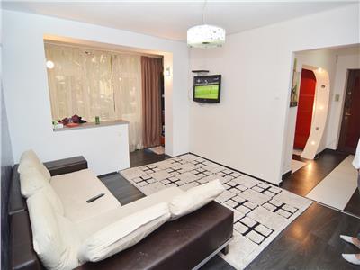 Vanzare apartament 3 camere campia libertatii mobilat /utilat