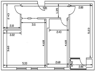 Vanzare apartament 3 camere  fundeni str ciresului.