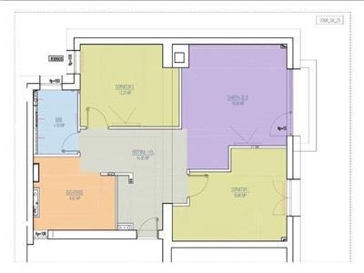 Vanzare apartament 3 camere decomandat Primaverii