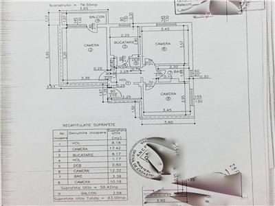 Vanzare apartament 3 camere, decomandat, zona Vest, Ploiesti