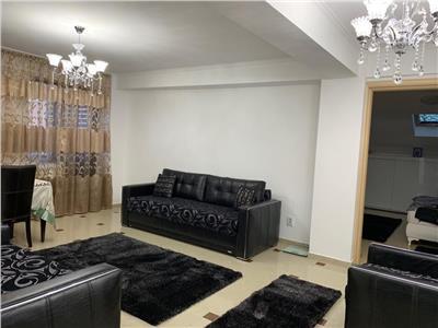 Vanzare apartament 3 camere mobilat+loc parcare, imobil nou, Jiului