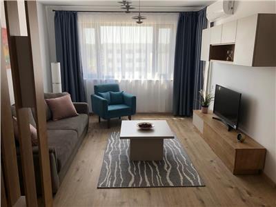 Vanzare apartament 3 camere mobilat utilat baneasa greenfield