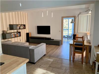 Vanzare apartament 3 camere mobilat utilat lux baneasa greenfield