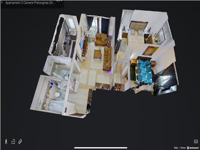 Vanzare apartament 3 camere Prelungirea Ghencea Dimri Residance