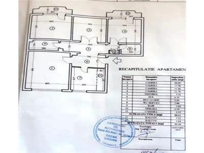 Vanzare apartament 4 camere drumul sarii-marinescu