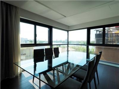 Apartament 4 camere floreasca lake-2 locuri parcare -boxa