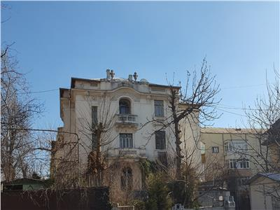 Vanzare  apartament  in vila  unicat,  Cismigiu Stirbei Voda