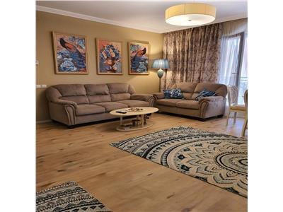 Vanzare apartament lux 4 camere mobilat baneasa greenfield
