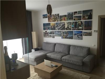 Vanzare apartament mobilat utilat Baneasa Greenfield cu gradina