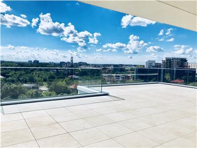 Apartament spectaculos tip penthouse  herastrau parc